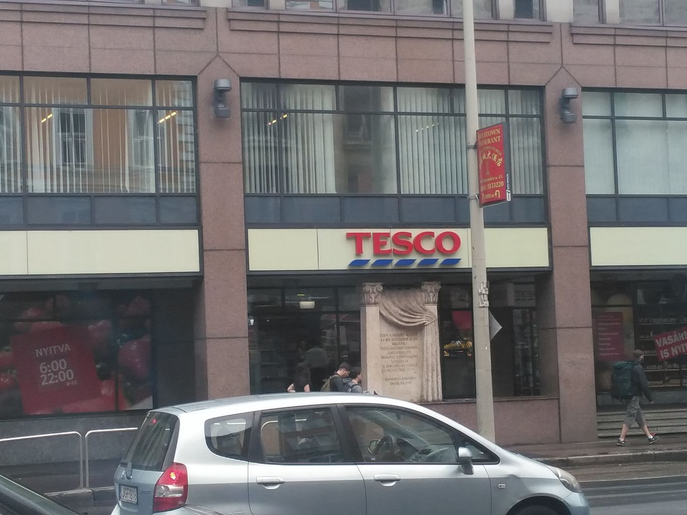 tesco hungary