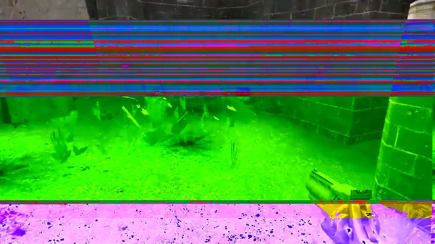 corrupted file