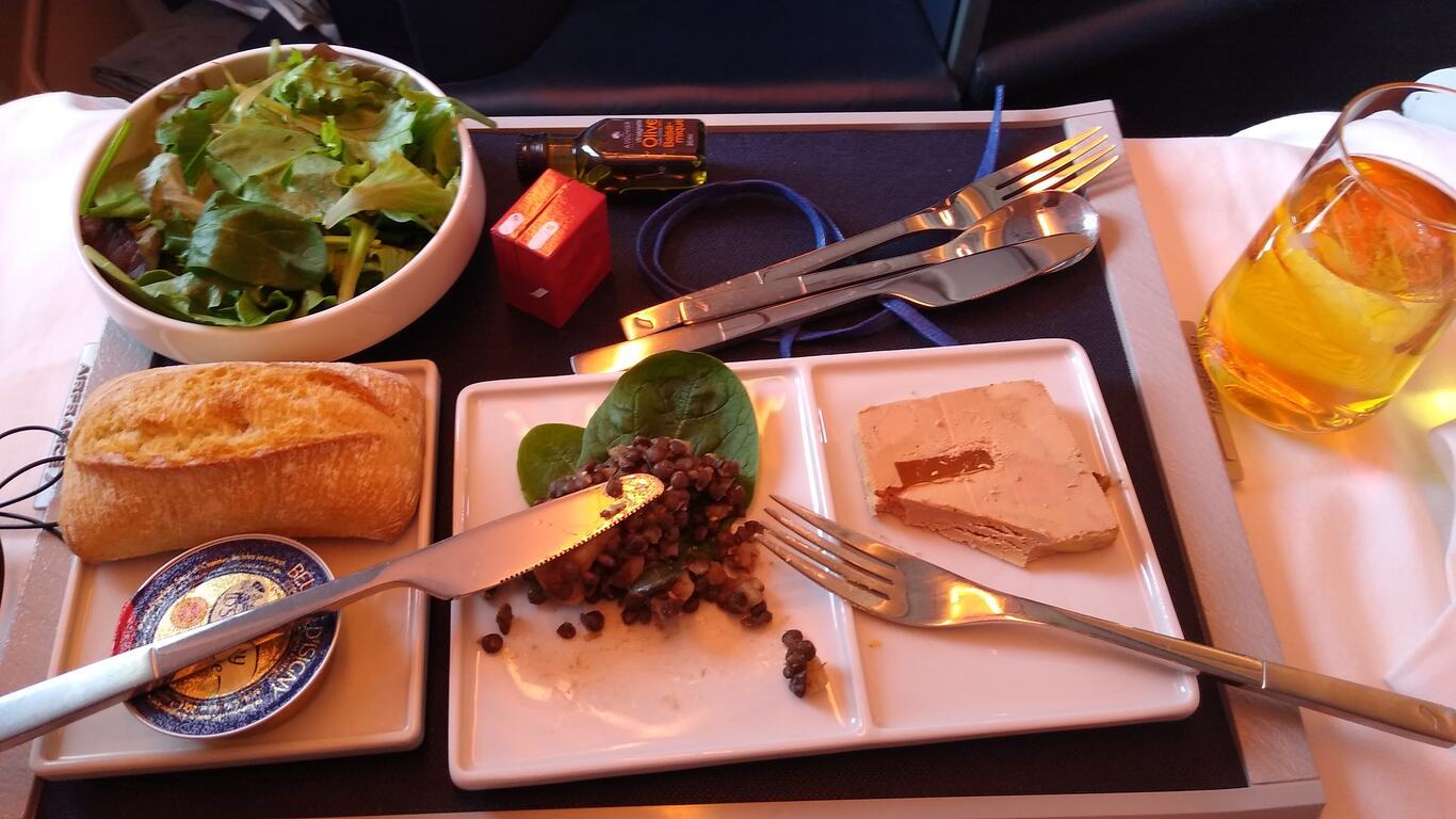 fancy_air_france_meal_1